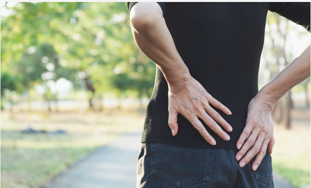 Acute Low Back Pain. Does Your Spine Need Realigning?